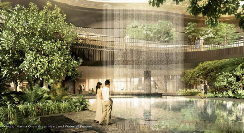 saleapartmentsingapore - marina one residences green heart