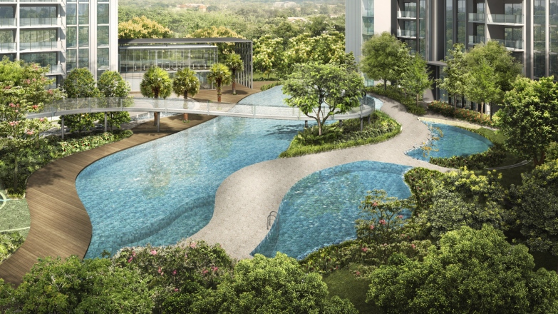 saleapartmentsingapore - panorama pool