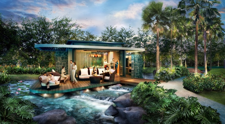 saleapartmentsingapore - the creek dining pavilion