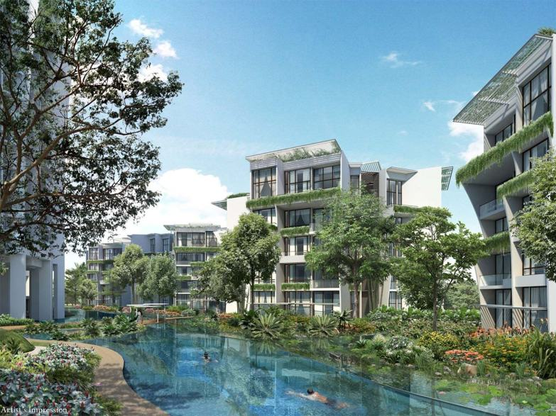 saleapartmentsingapore - the crest leisure pool