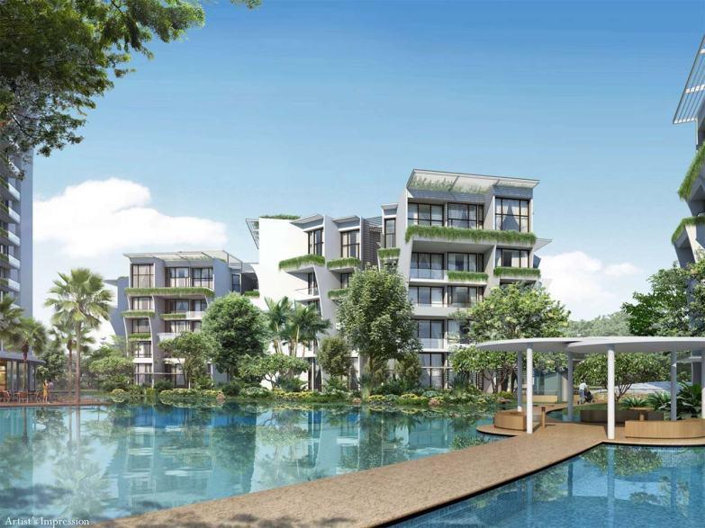 saleapartmentsingapore - the crest pool