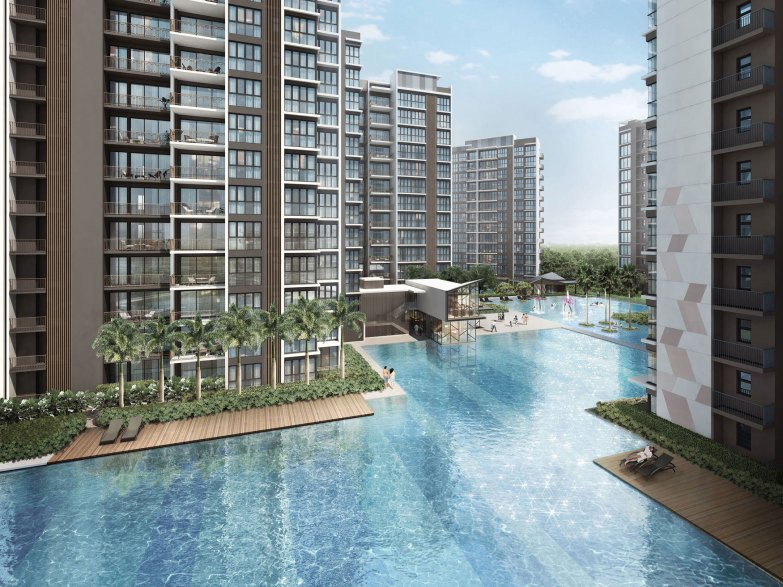 saleapartmentsingapore - the criterion pool