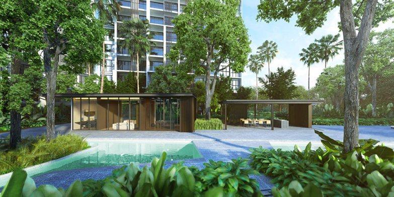 saleapartmentsingapore - botanique forest clubhouse