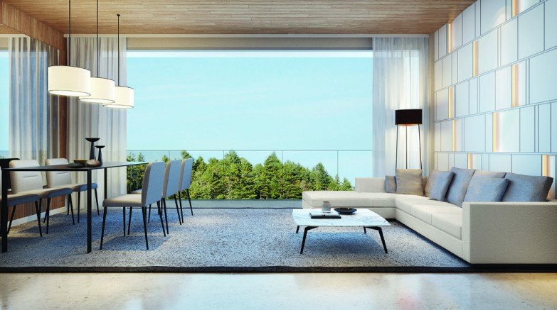saleapartmentsingapore - botanique living room