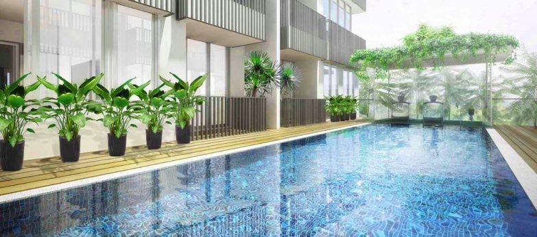 传统欧亚和峇峇娘惹设计:One Eighties Residences
