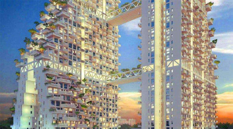 saleapartmentsingapore - sky habitat facade