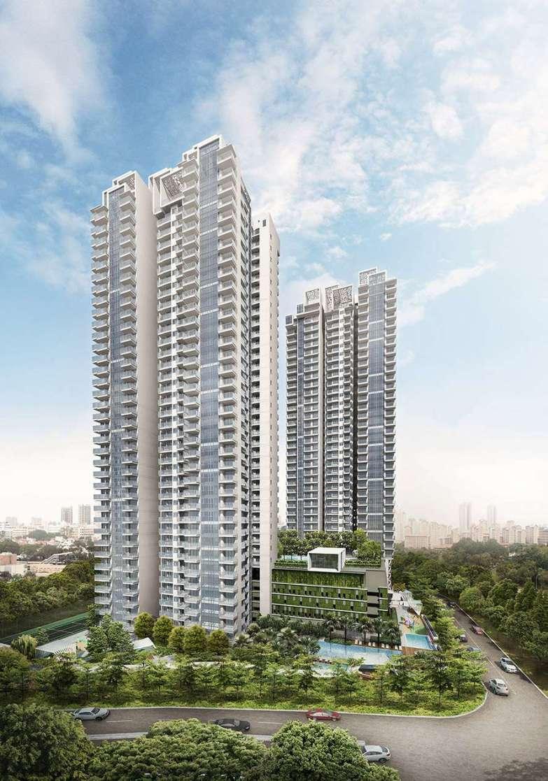 saleapartmentsingapore - skyvue facade day