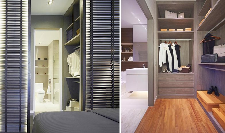saleapartmentsingapore - skyvue room and wardrobe