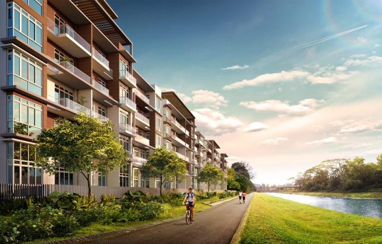 saleapartmentsingapore - waterfront sidewalk