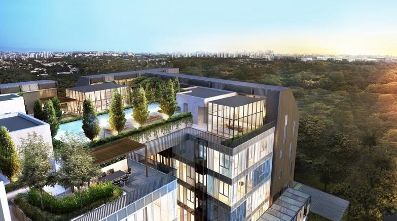 saleapartmentsingapore_bijou_Facility Deck View