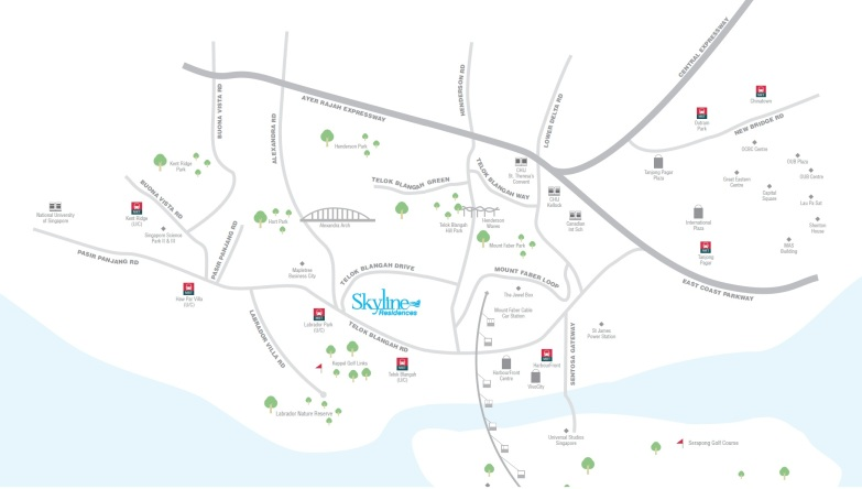 saleapartmentsingapore_Skyline_Residences_location map brochure