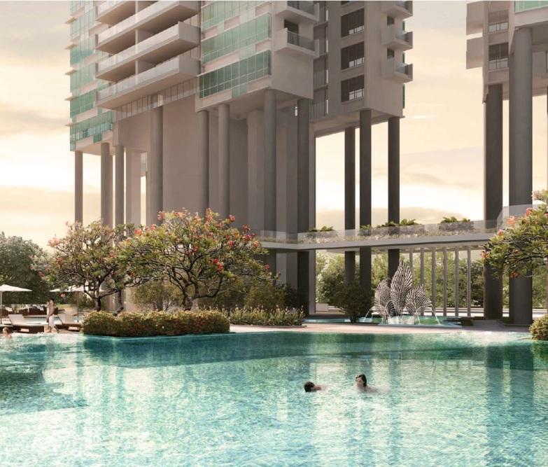 永久地契水滨公寓:Skyline Residences